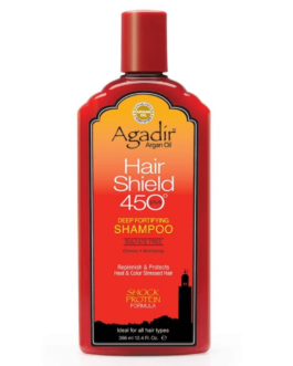 Agadir Argan Oil Hair Shield 450 Plus Deep Fortifying Shampoo (U) 366 ml