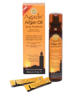 Agadir Argan Oil Spray Treatment + 2 Samples (U) 150 ml