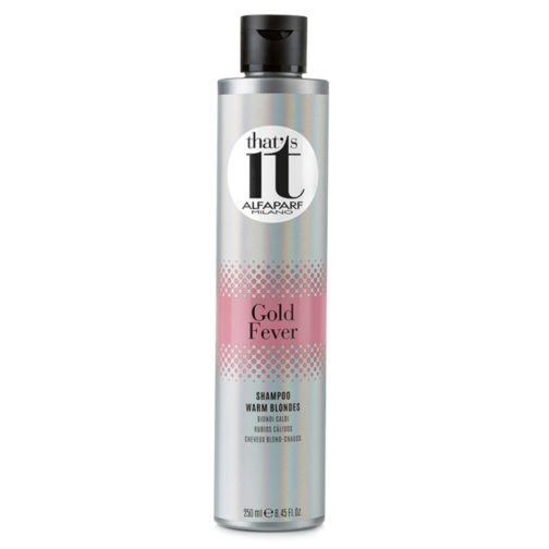 Alfaparf That's It Gold Fever Shampoo 250 ml