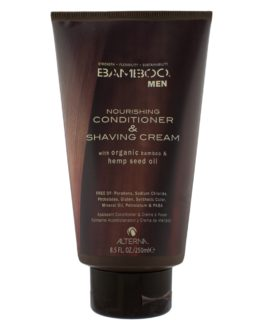 Alterna Bamboo Men Nourishing Cond & Shaving Cream