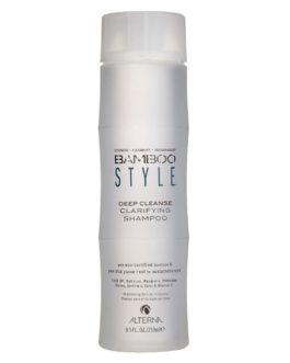Alterna Bamboo Style Deep Cleanse Clarifying Shampoo (U) 250 ml