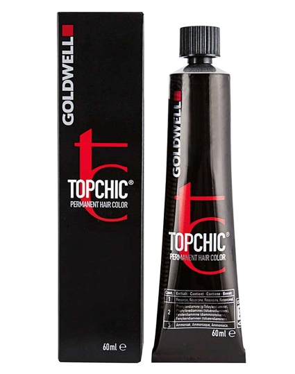 Goldwell Topchic KR Max Max. Copper-Red 60 ml