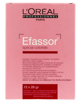 Loreal Efassor Permanent Colour Stripper 28 g