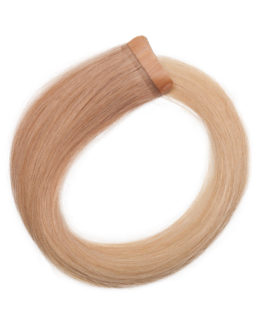 Quick & Easy Premium Glatt O7.5/8.3 Golden Blond Ombre 40 cm