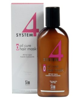 System 4 Oil Cure Hair Mask 215 ml