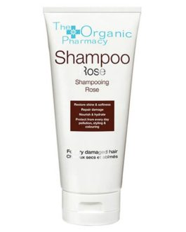 The Organic Pharmacy Rose Shampoo 200 ml