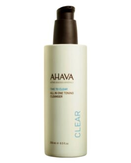 AHAVA All in One Toning Cleanser 250 ml