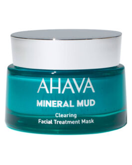 AHAVA Mineral Mud Clearing Facial Treatment Mask 50 ml
