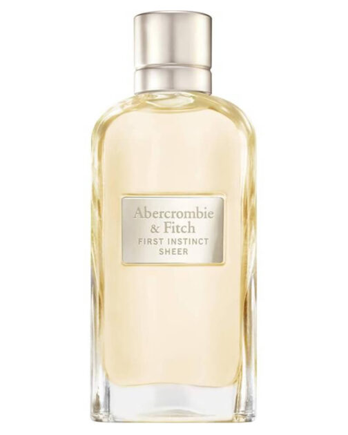 Abercrombie & Fitch First Instinct Sheer EDP 100 ml