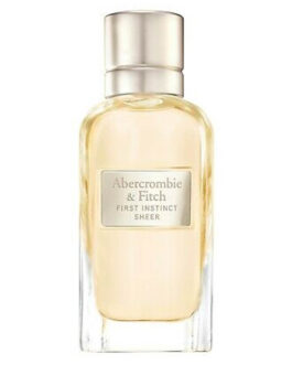 Abercrombie & Fitch First Instinct Sheer Woman EDP 30 ml