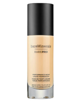 BareMinerals Barepro Performance Wear Liquid Foundation SPF 20 Aspen 04 30 ml