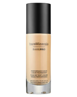 BareMinerals Barepro Performance Wear Liquid Foundation SPF 20 Cashmere 06 30 ml