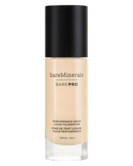 BareMinerals Barepro Performance Wear Liquid Foundation SPF 20 Fair 01 30 ml