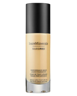 BareMinerals Barepro Performance Wear Liquid Foundation SPF 20 Golden Ivory 08 30 ml