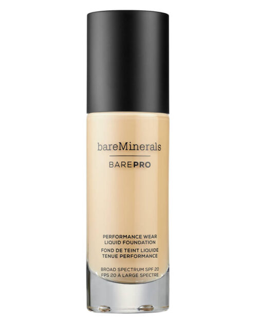 BareMinerals Barepro Performance Wear Liquid Foundation SPF 20 Sateen 05 30 ml