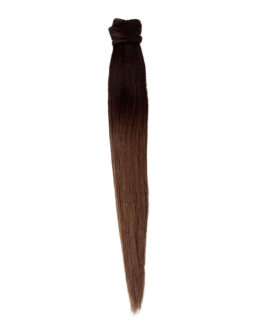 Clip-in Ponytail Original O2.3/5.0 Chocolate Brown Ombre 40 cm