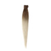 Clip-in Ponytail Original O7.3/10.8 Cendre Ash Blond Ombre 50 cm