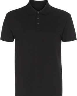 Performance Polo – Schwarz