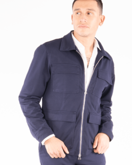 Performance Premium Jacket – Navy