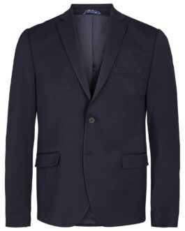 Performance Suit Jacket – Navy