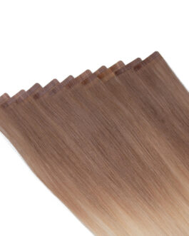 Sleek Tape Extension O7.3/10.8 Cendre Ash Blond Ombre 25 cm
