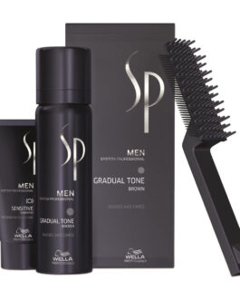 Wella SP MEN Gradual Tone Brown 60 + 30 ml