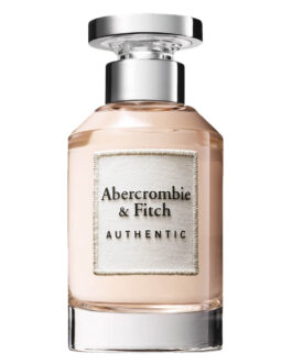 Abercrombie & Fitch Authentic Woman EDP 100 ml